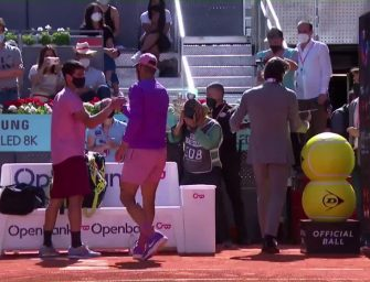 Nadal sobre Alcaraz: El tenis español lo necesita, pero es pronto para darle responsabilidad