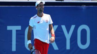 Djokovic ve extraño la ausencia de Federer y Nadal en las olimpiadas