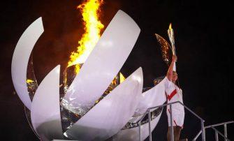 Osaka tras encender el pebetero olímpico: Es mi mayor logro y honor atlético
