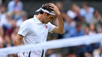 """El momento """"incierto"""" de Federer por """"culpa"""" de su rodilla"""