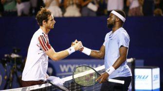 Tiafoe sobre Murray: Nos enseñas a amar lo que haces, sigue jugado el tenis por ti