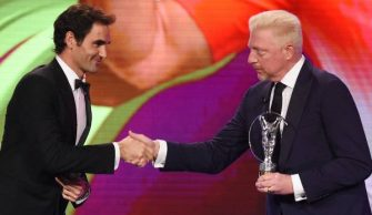 Becker a Federer: Deseo que se recupere, si vuelve o no eso es secundario
