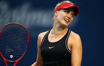 Bouchard se une al equipo de Tennis Channel, será comentarista
