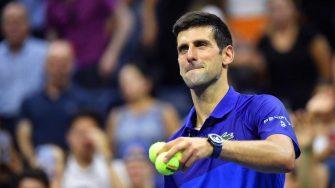 Djokovic sobre el caso de Tsitsipas: Debe haber un limite porque eso afecta a tu rival