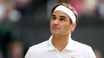 """Federer deja atrás """"lo peor"""" de su lesión de rodilla"""