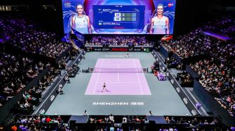 ¡Histórico! Las WTA Finals se celebrarán en México este año