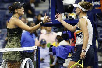 Muguruza y Krejcikova generan una nueva polémica en US Open