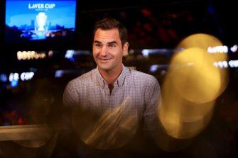 Federer: Alguien romperá nuestra racha de Grand Slam