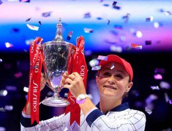 """Entrenador de Barty cree que es """"ridículo"""" celebrarse las WTA Finals en México"""