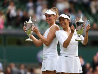 Tres parejas amarran su boleto al WTA Finals en Guadalajara
