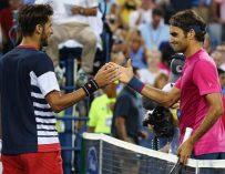 Feliciano López supera a Federer y marca un nuevo récord