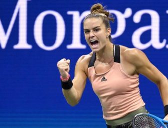 Sakkari se clasifica al WTA Finals de Guadalajara