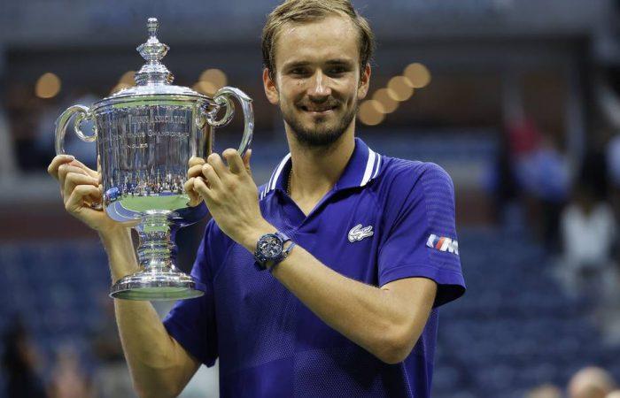 Medvedev encabeza la lista de confirmados para el Abierto Mexicano de Tenis